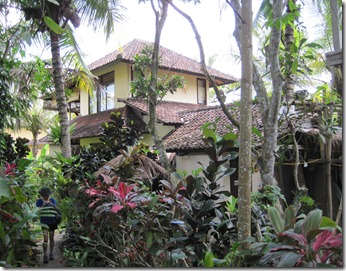 The house we stayed at in Bali (4/6)