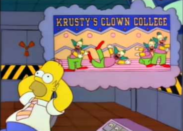 Homer_Simpson_Clown_college